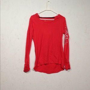 Calvin Klein   performance shirt hooded size m